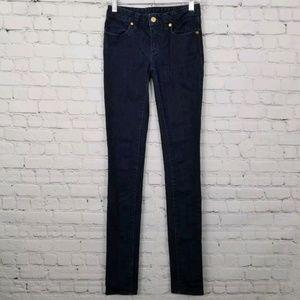 Tory Burch legging jean size 23 blue
